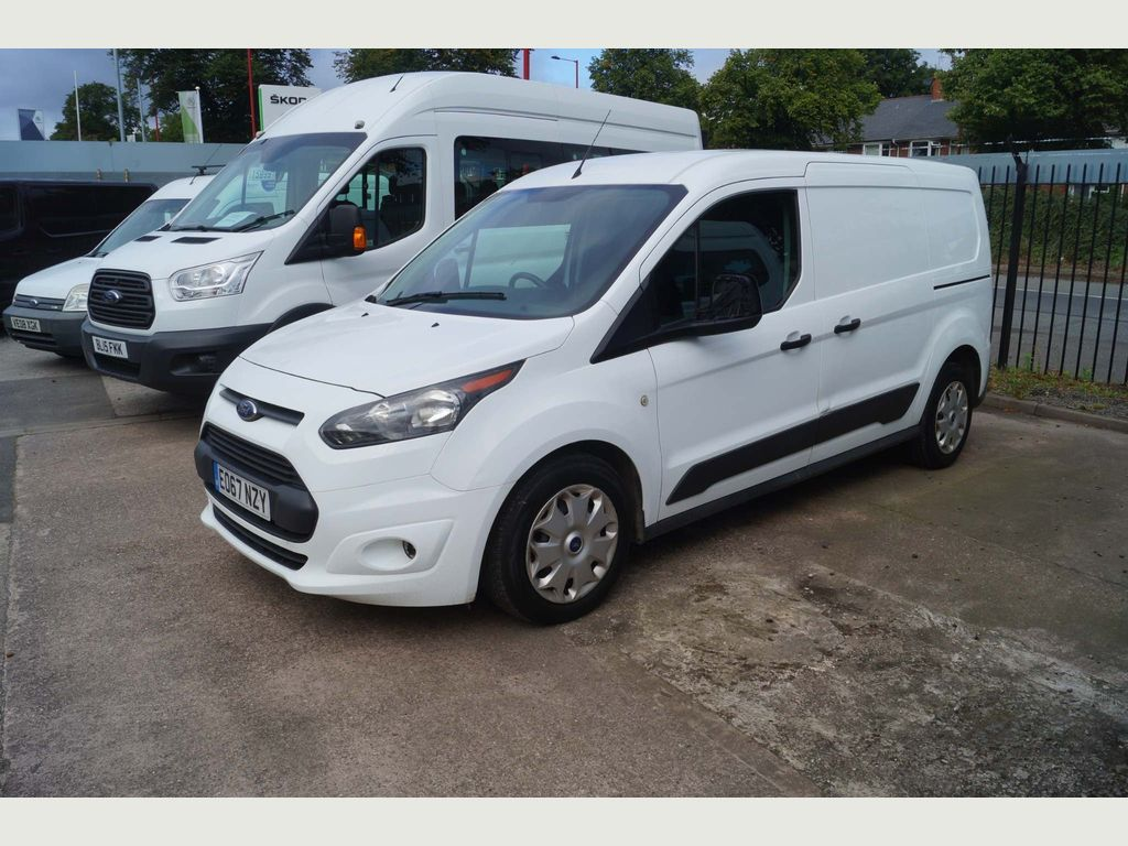 Ford Transit Connect Panel Van 1.5 TDCi 240 Trend L2 5dr