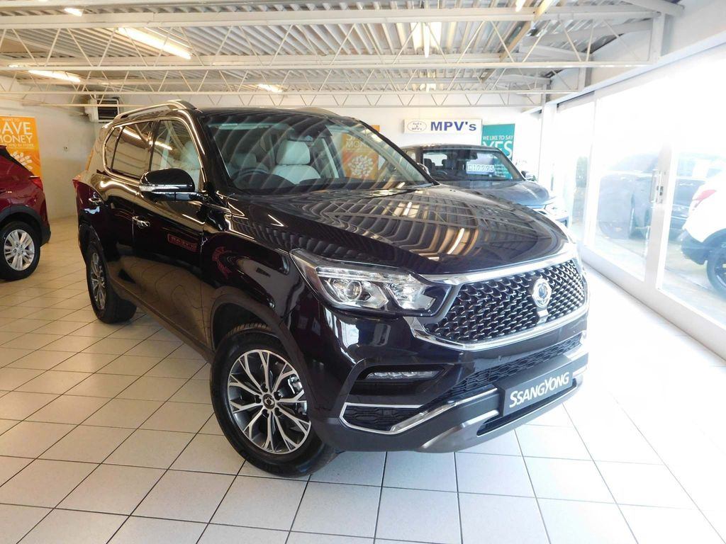 SsangYong Rexton SUV 2.2D Ultimate T-Tronic 4WD 5dr (7 Seat)