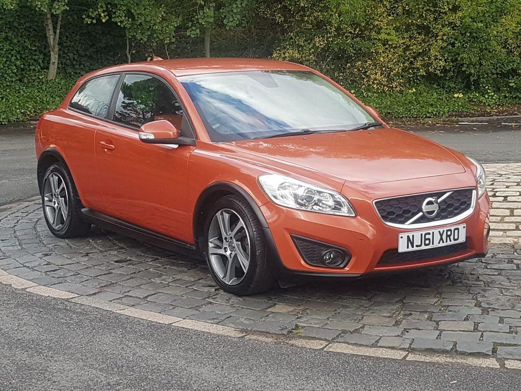 Volvo C30 Coupe 1.6 D DRIVe SE 2dr
