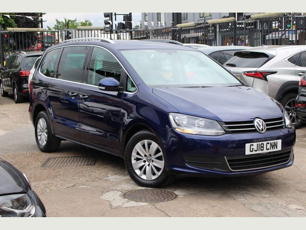 Volkswagen Sharan MPV 2.0 TDI SE Nav DSG (s/s) 5dr