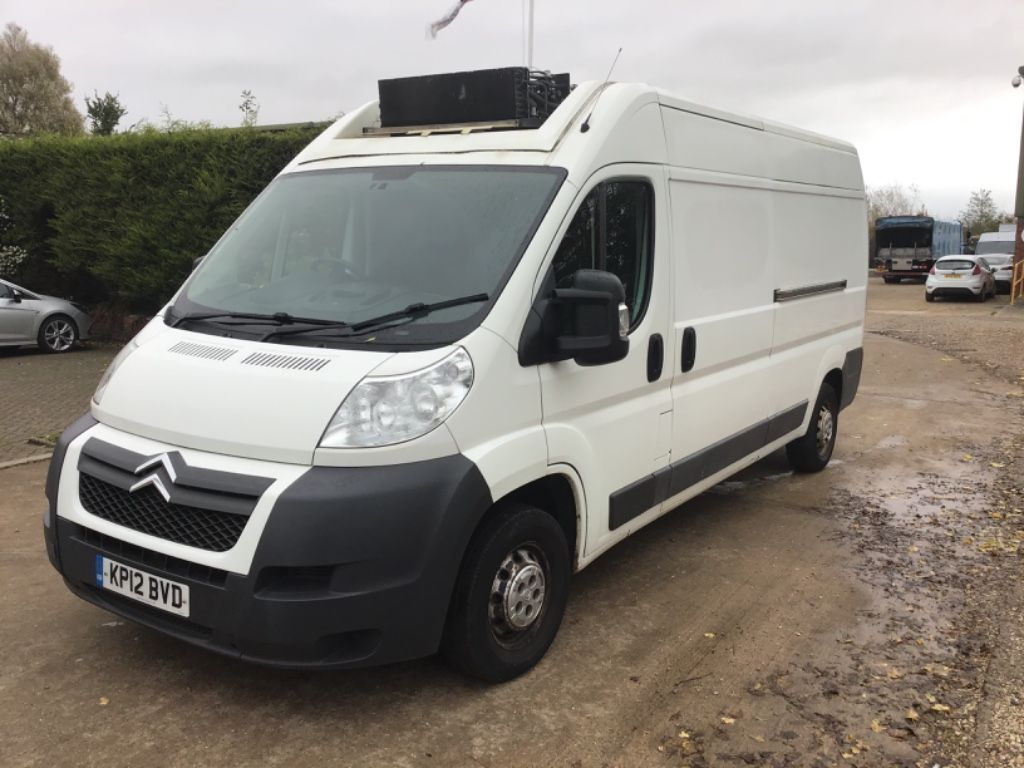 Citroen Relay Luton 2.2 HDi 35 L3H2 Panel Van 4dr Diesel Manual (130 bhp)