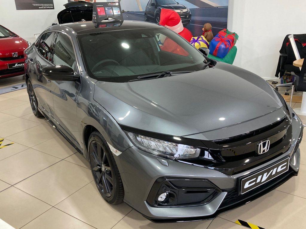 Honda Civic Hatchback 1.0 VTEC Turbo EX Sport Line (s/s) 5dr