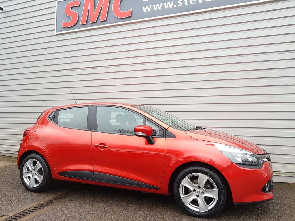 Renault Clio Hatchback 0.9 TCe ENERGY Expression + (s/s) 5dr