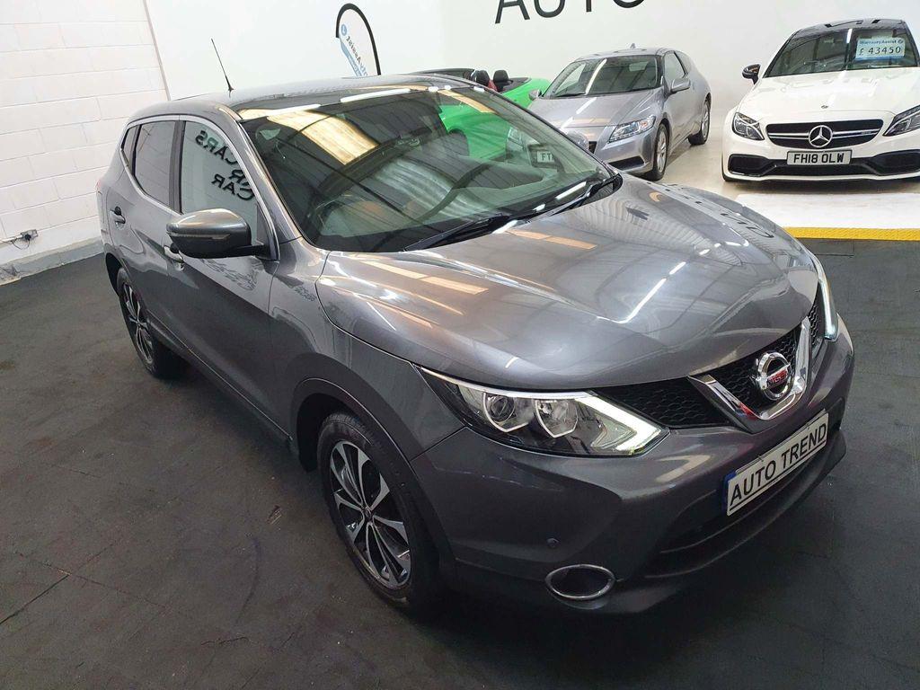Nissan Qashqai SUV 1.6 dCi Acenta Premium Xtronic CVT 5dr