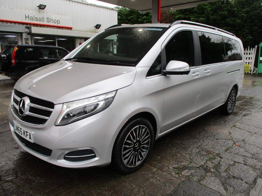 Mercedes-Benz V Class Combi Van 2.2 V220 CDi BlueTEC Sport G-Tronic+ XLWB EU6 (s/s) 5dr 8 Seat XLWB