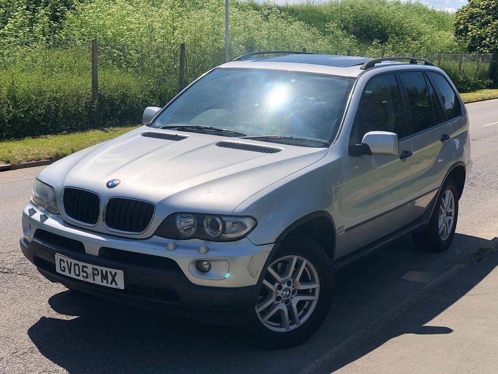BMW X5 SUV 3.0i SE Auto 4WD 5dr