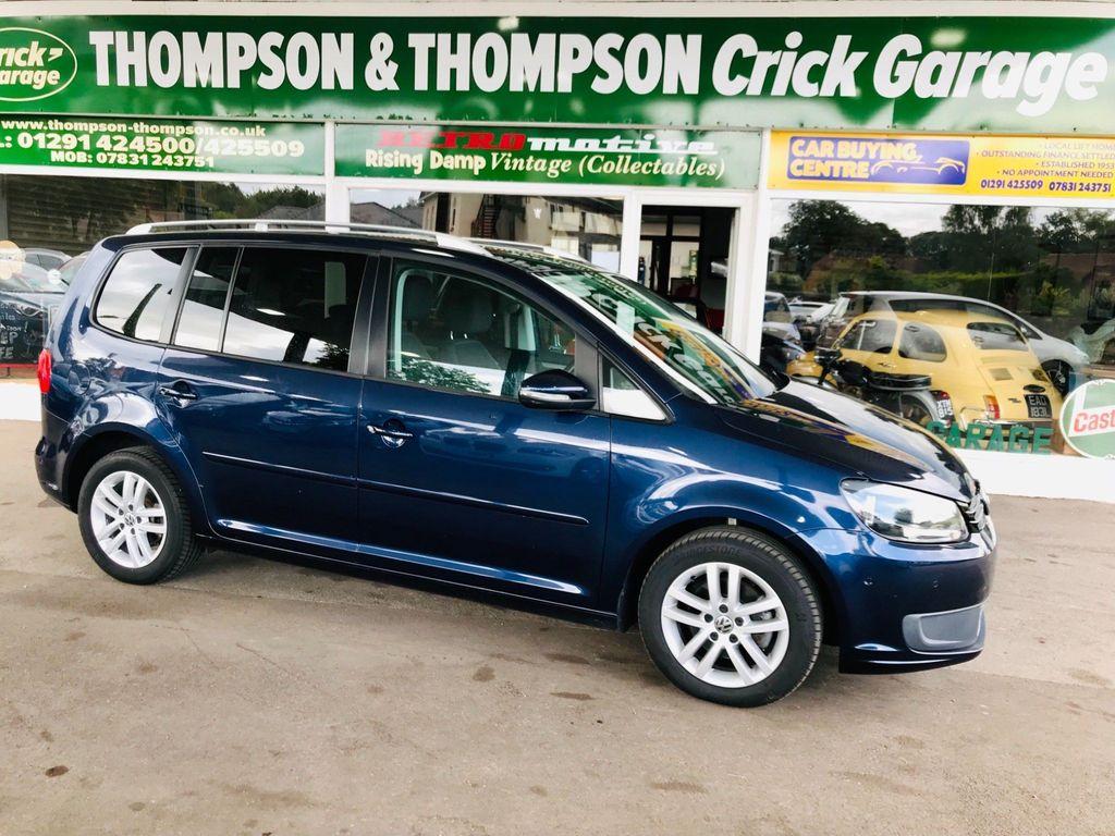 Volkswagen Touran MPV 1.6 TDI BlueMotion Tech SE (s/s) 5dr (5 Seat)