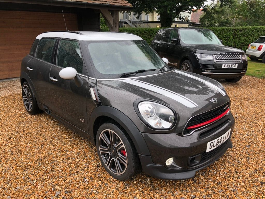 MINI Countryman Hatchback 1.6 John Cooper Works ALL4 5dr