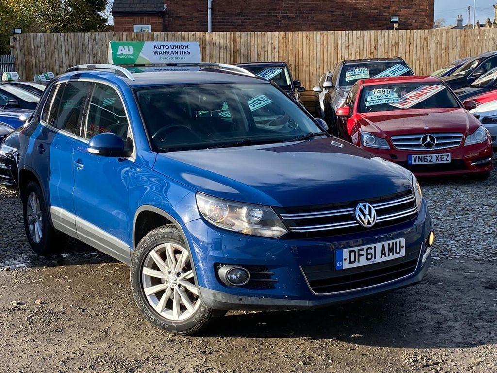 Volkswagen Tiguan SUV 2.0 TDI BlueMotion Tech SE 2WD (s/s) 5dr