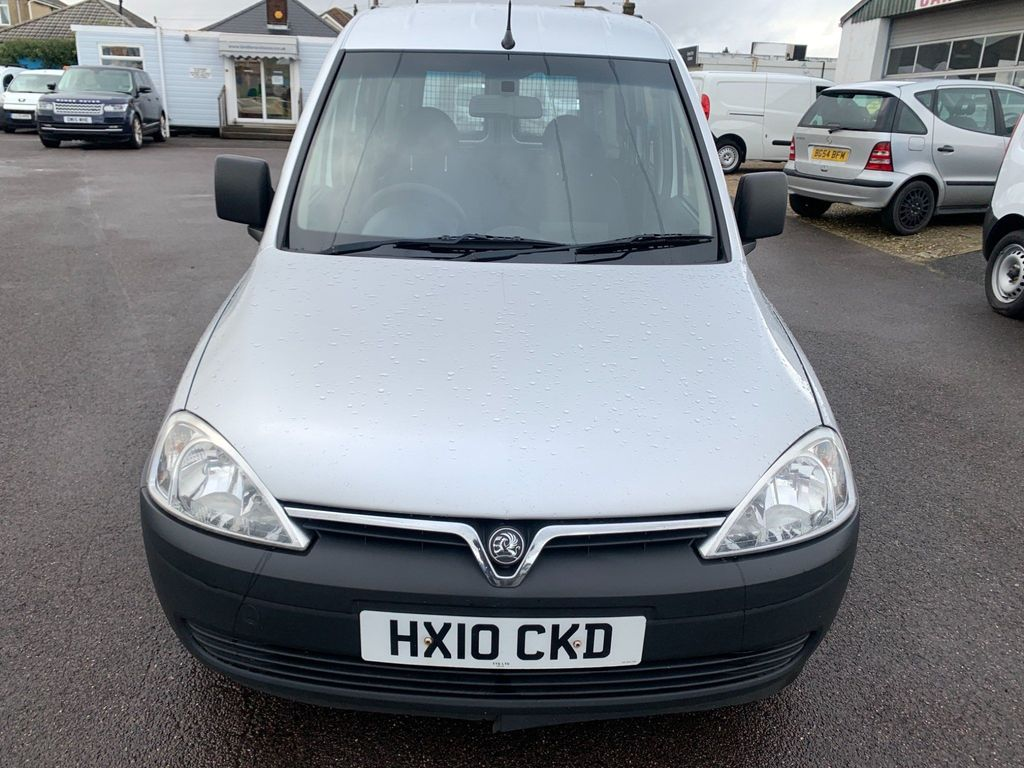 Vauxhall Combo Other 1.7 CDTi 2000 16v Panel Van 3dr