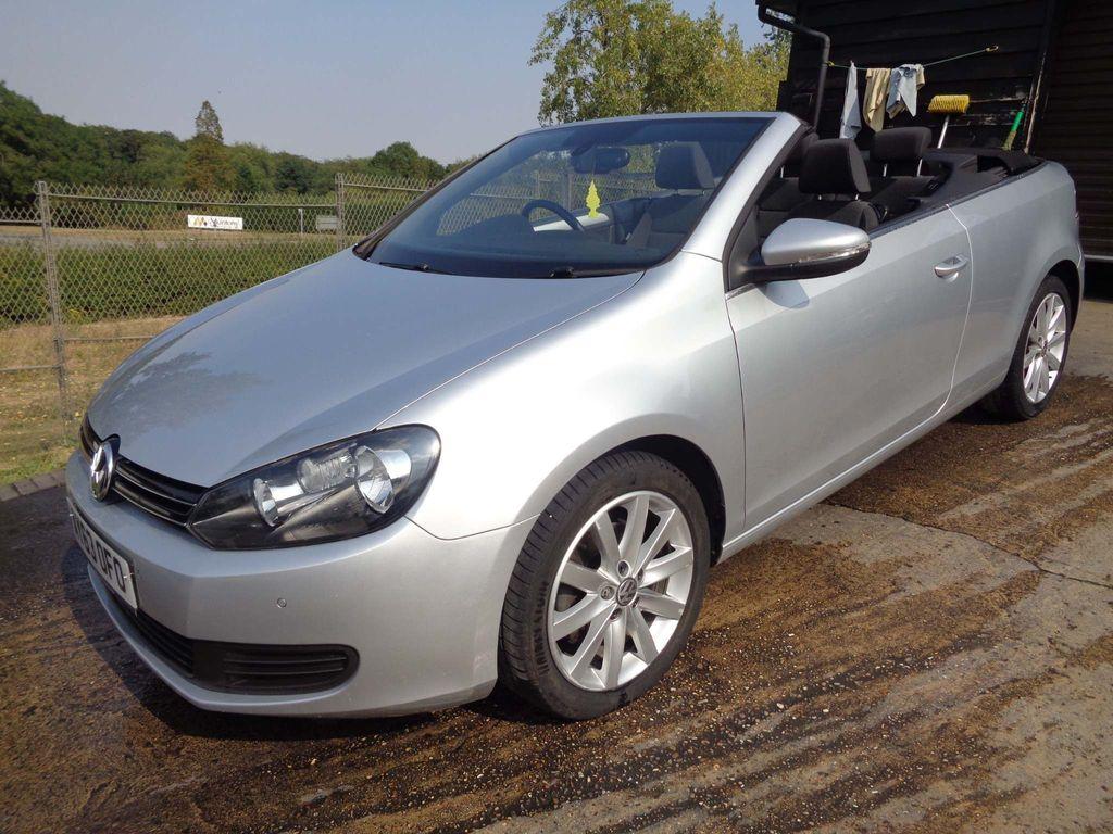 Volkswagen Golf Convertible 1.4 TSI S Cabriolet 2dr
