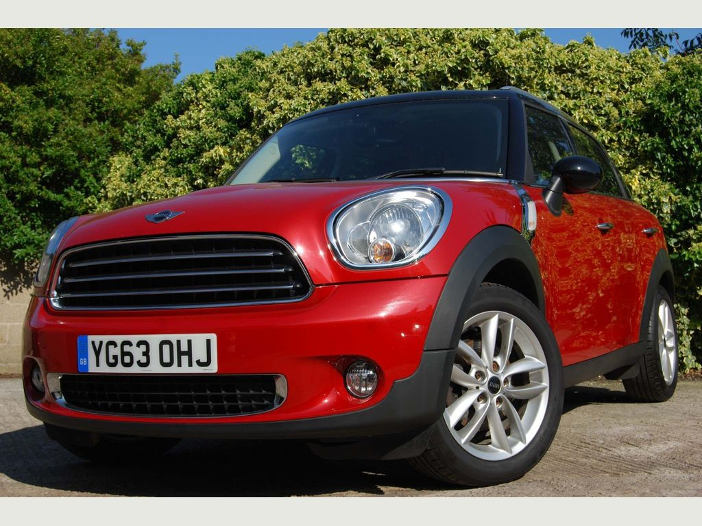 MINI Countryman SUV 1.6 Cooper (Chili) (s/s) 5dr