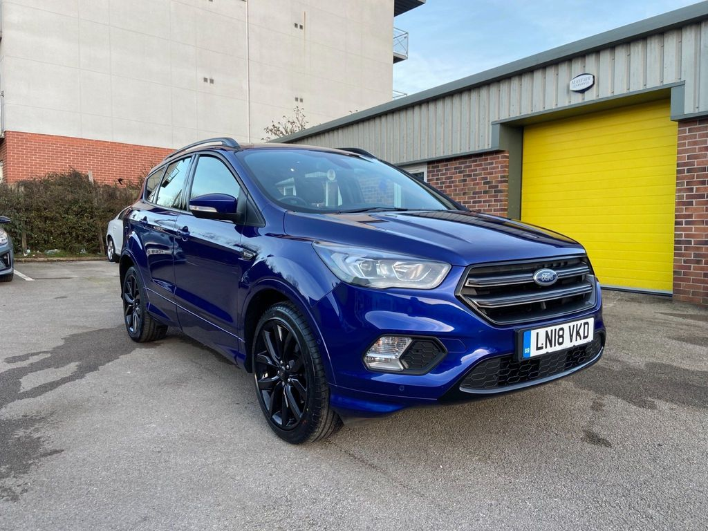 Ford Kuga SUV 1.5 TDCi ST-Line X (s/s) 5dr