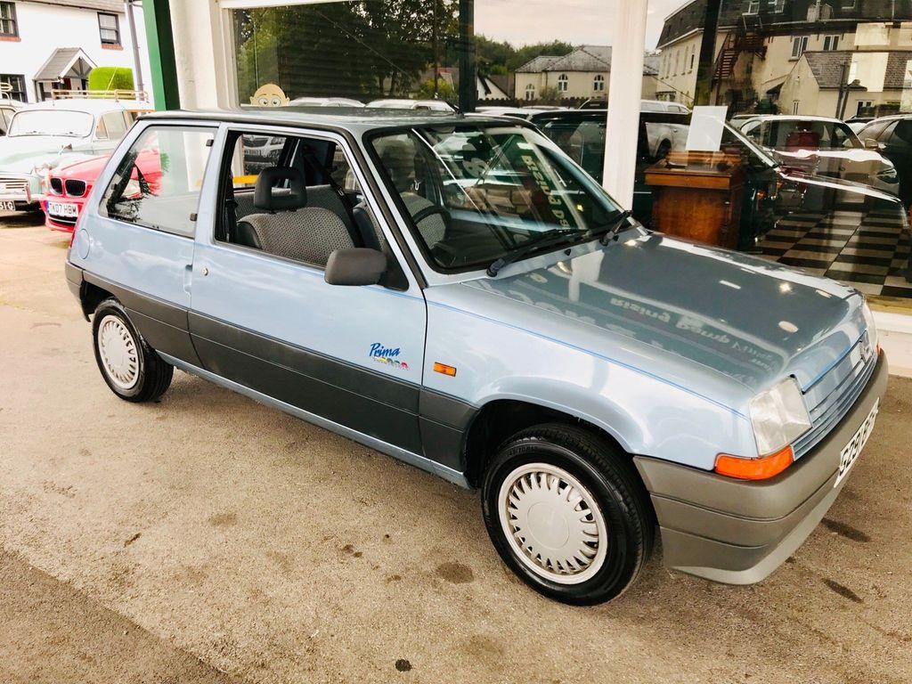 Renault 5 Hatchback 1.2 Prima TR 3dr