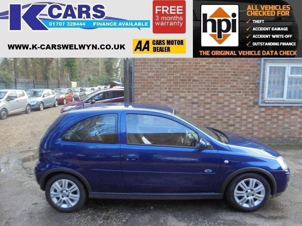 Vauxhall Corsa Hatchback 1.2 i 16v Active 3dr (a/c)