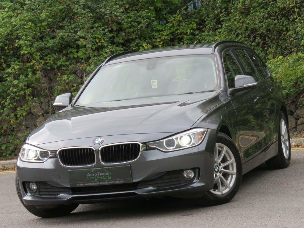 BMW 3 Series Estate 2.0 320d ED BluePerformance EfficientDynamics Business Touring (s/s) 5dr