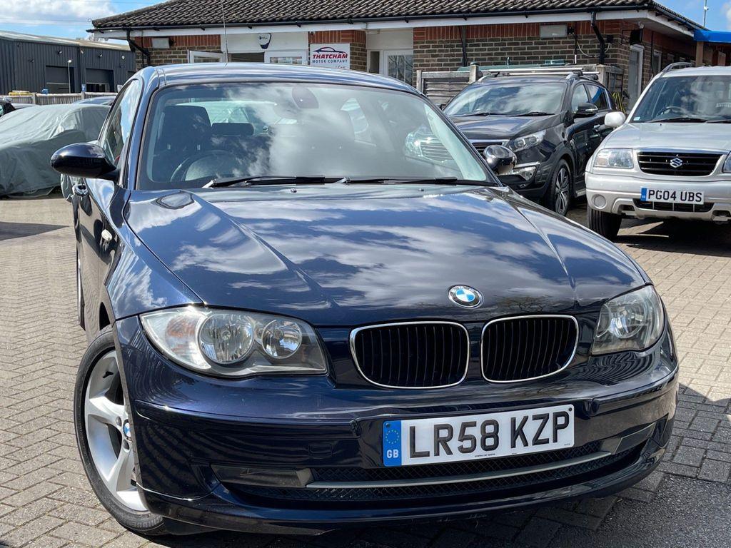 BMW 1 Series Hatchback 2.0 118d Edition ES 3dr