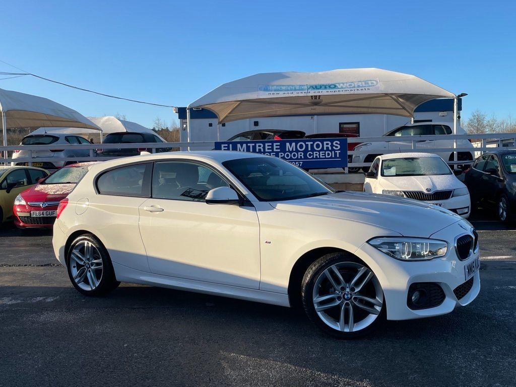BMW 1 Series Hatchback 1.6 118i M Sport (s/s) 3dr