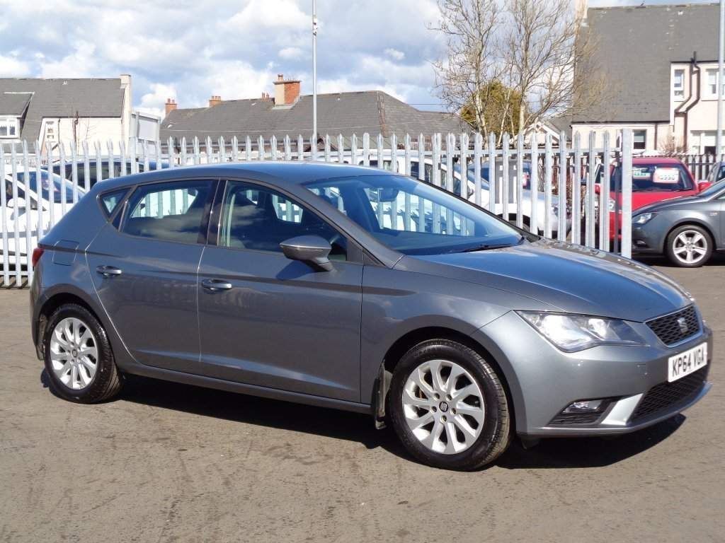 SEAT Leon Hatchback 1.6 TDI SE (s/s) 5dr