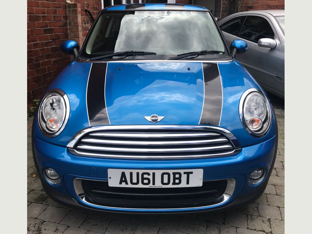 MINI Hatch Hatchback 1.6 One Pimlico 3dr