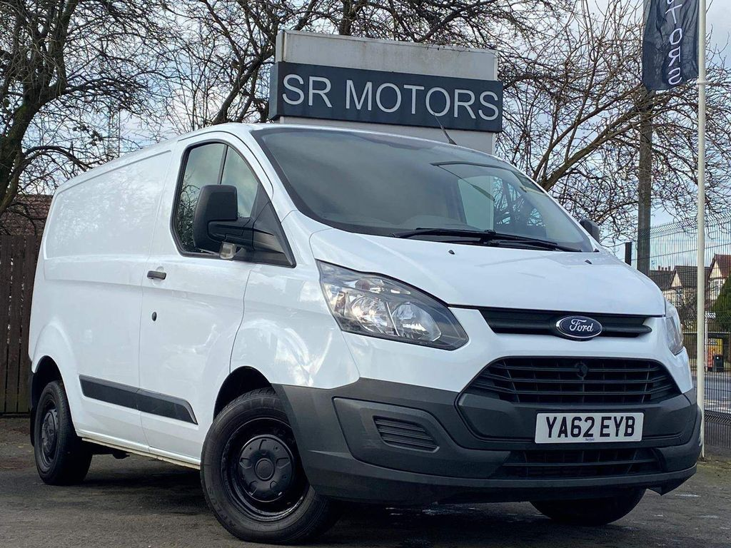 Ford Transit Custom Panel Van 2.2 TDCi 310 ECOnetic L2 H1 5dr