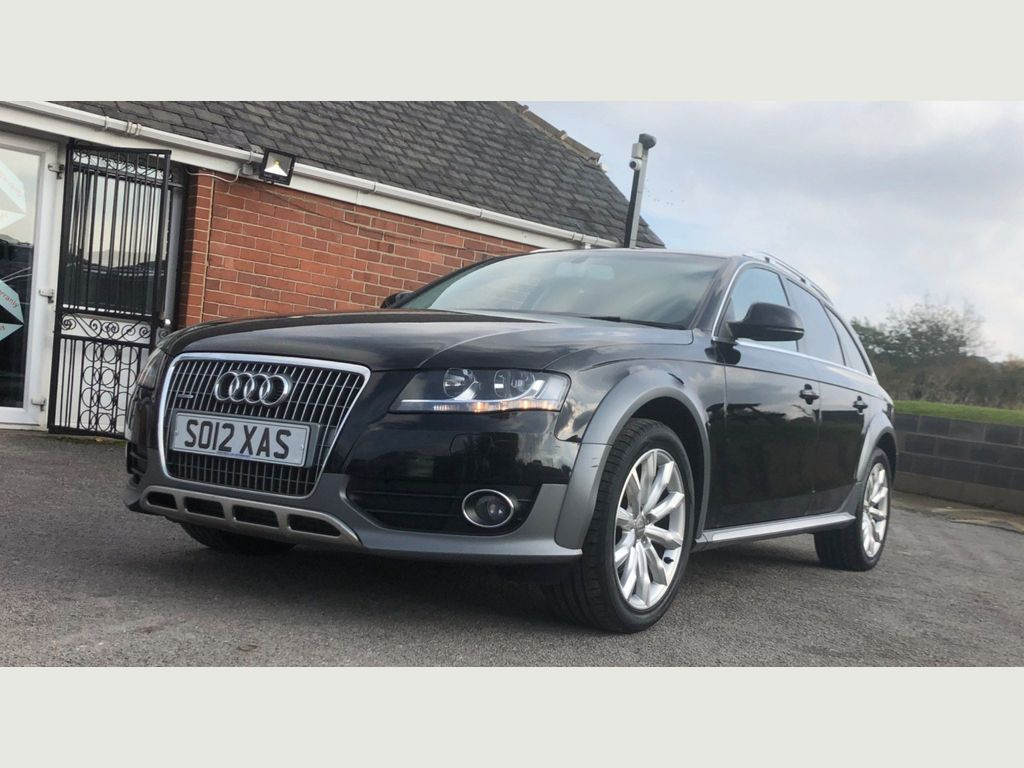 Audi A4 Allroad Estate 2.0 TDI CR quattro 5dr
