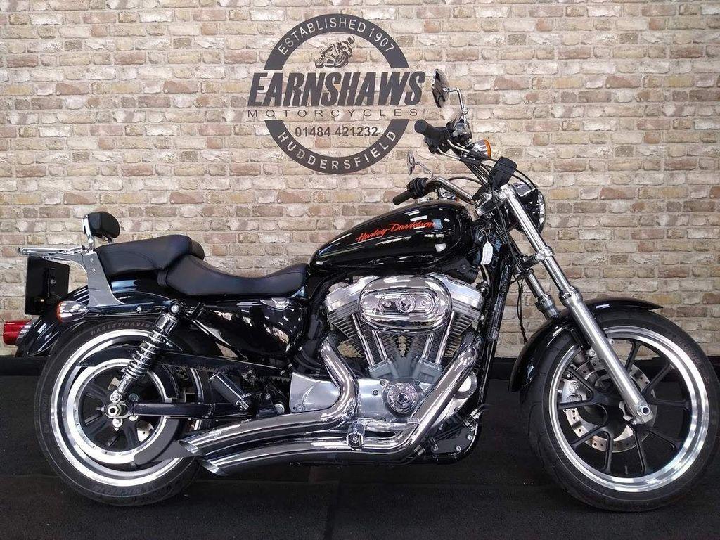 Harley-Davidson Sportster Custom Cruiser 883 Sportster SuperLow