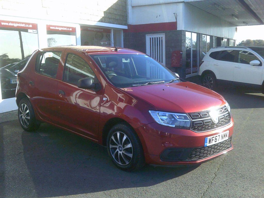 Dacia Sandero Hatchback 1.0 SCe Ambiance 5dr