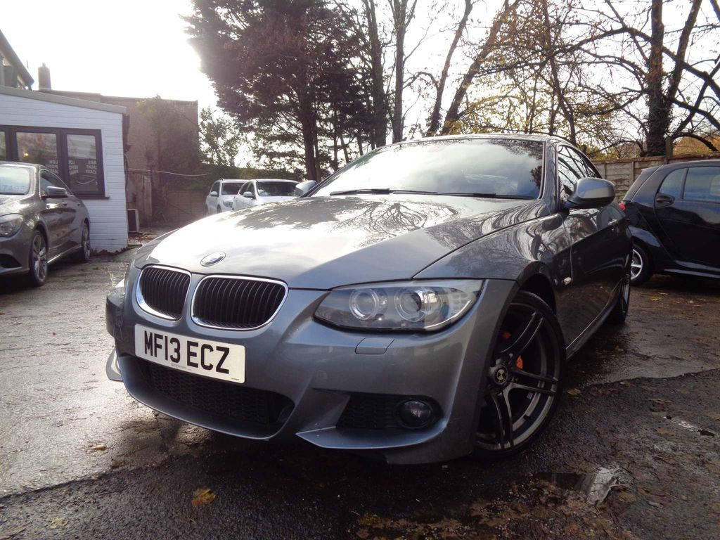 BMW 3 Series Coupe 2.0 318i M Sport 2dr