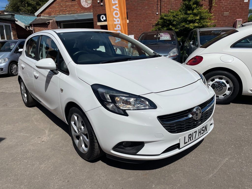 Vauxhall Corsa Hatchback 1.4i ecoFLEX Design Easytronic (s/s) 5dr