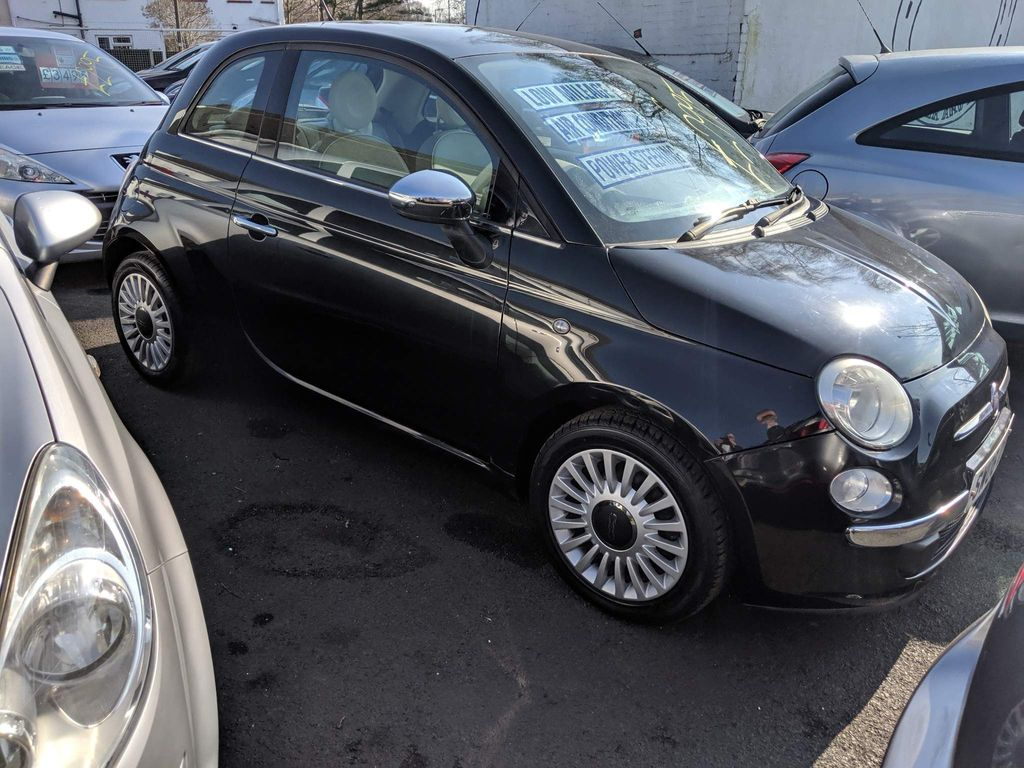 Fiat 500 Hatchback 1.4 Lounge 3dr