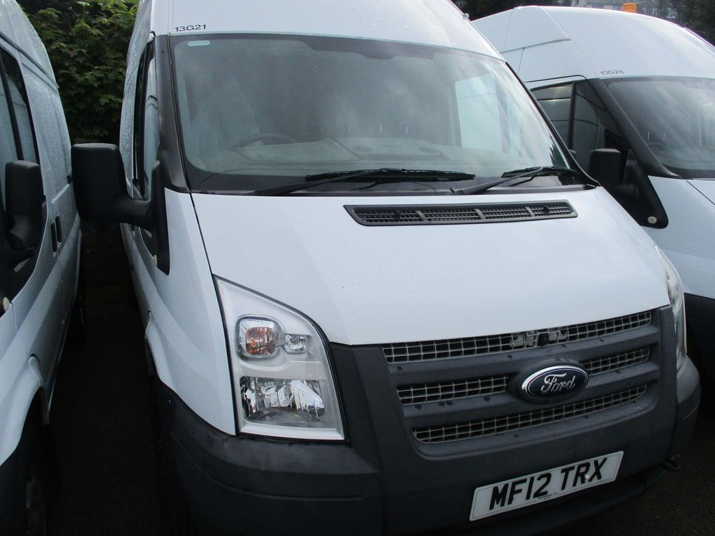 Ford Transit Panel Van 2.2 TDCi 350 Duratorq High Roof Van 3dr (LWB)