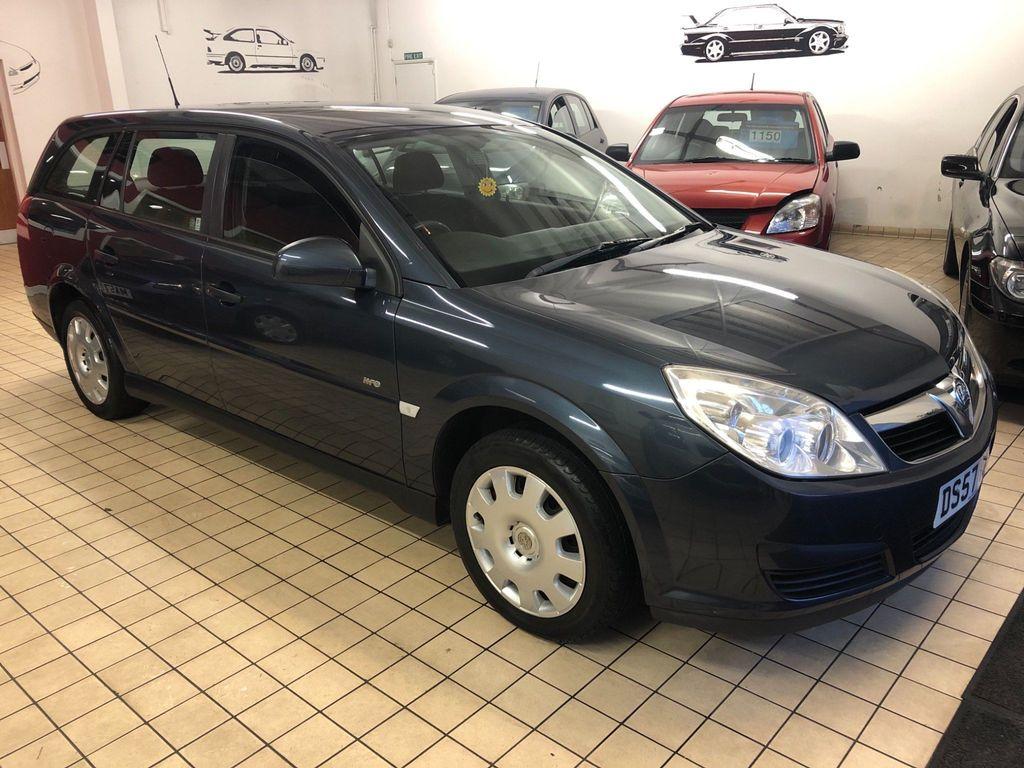 Vauxhall Vectra Estate 1.8 i VVT Life 5dr