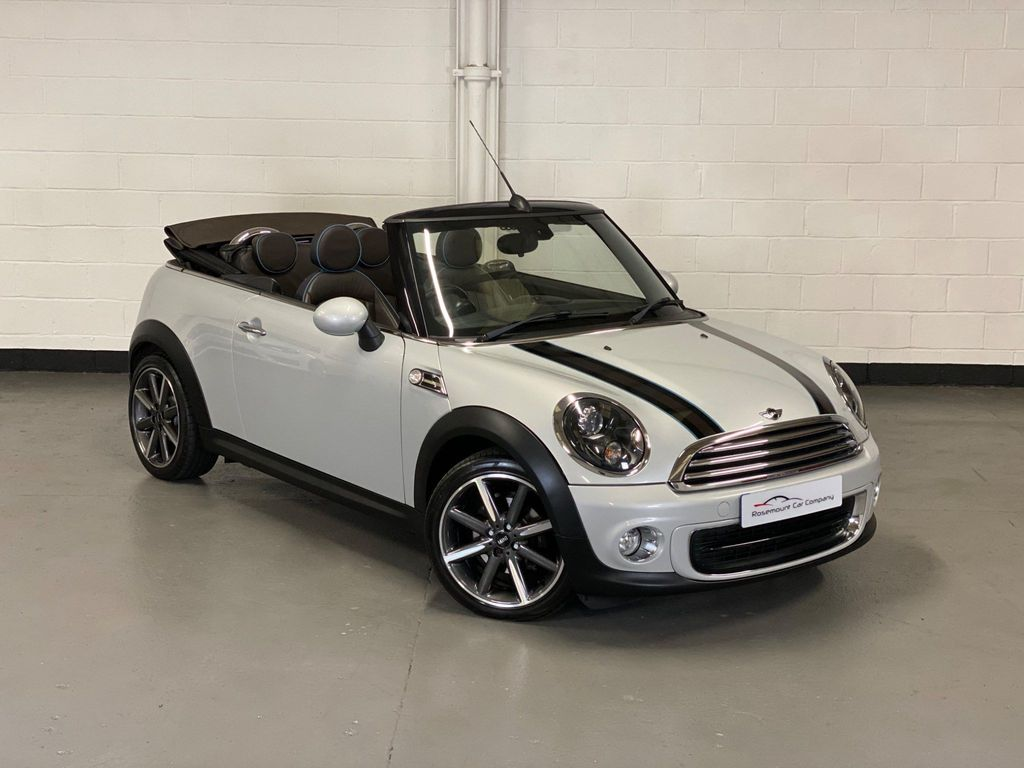 MINI Convertible Convertible 1.6 One Highgate 2dr