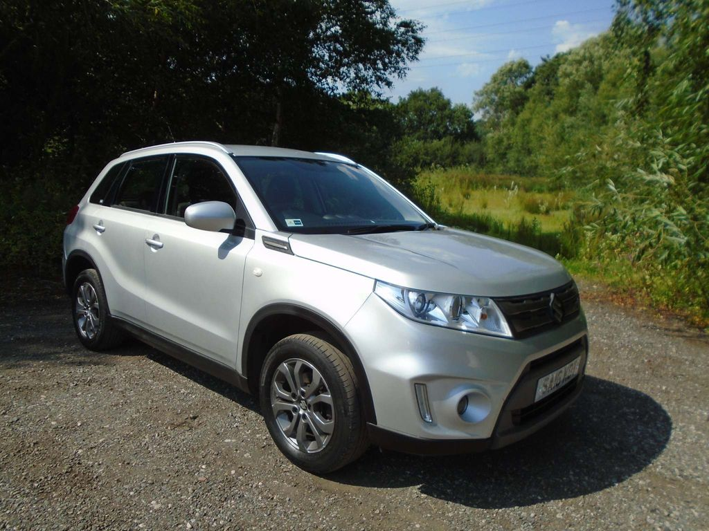 Suzuki Vitara SUV 1.6 SZ4 (s/s) 5dr