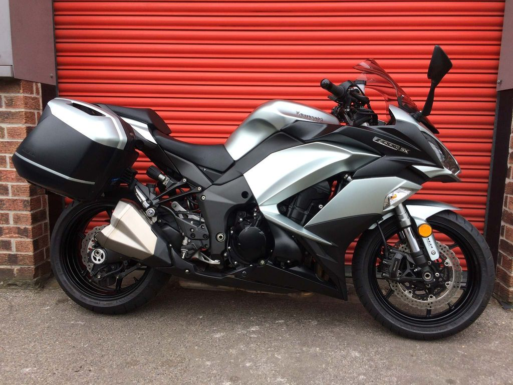 Kawasaki Z1000SX Sports Tourer 1000 SX ABS