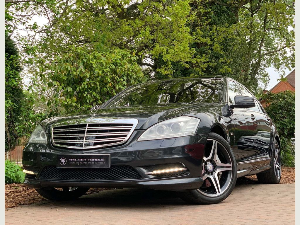Mercedes-Benz S Class Other 5.5 S600 L 4dr
