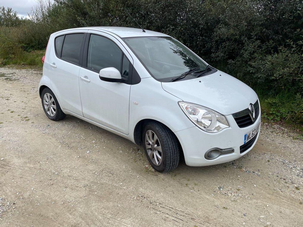 Vauxhall Agila MPV 1.2 VVT SE Auto 5dr (a/c)