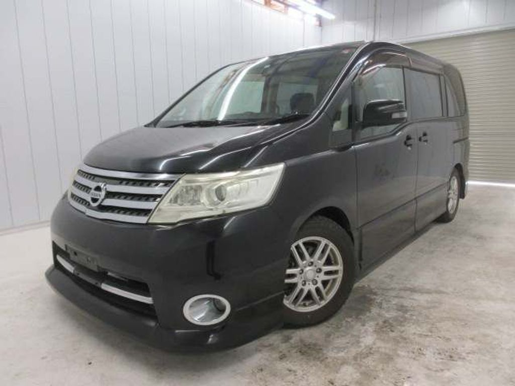 Nissan Serena MPV Automatic HIGHWAY STAR V AERO SELECTION