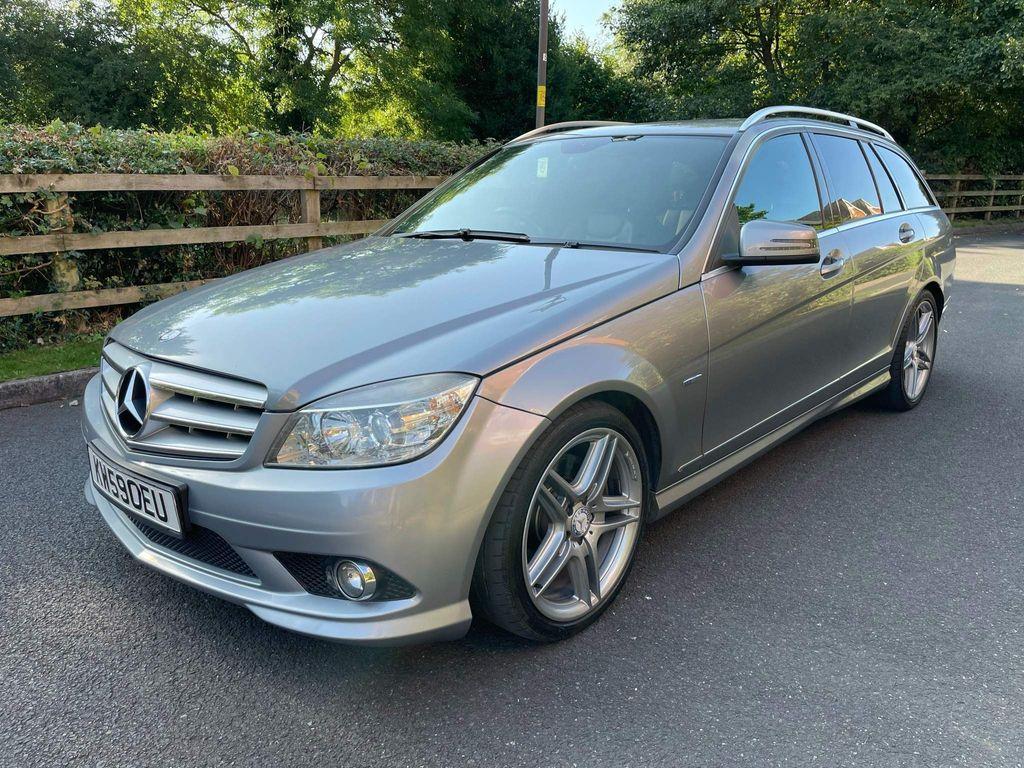 Mercedes-Benz C Class Estate 3.0 C350 CDI BlueEFFICIENCY Sport Auto 5dr