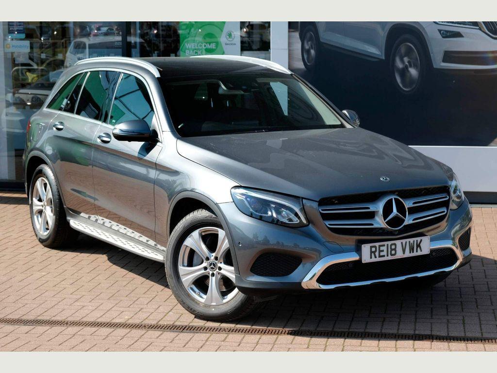 Mercedes-Benz GLC Class SUV 2.1 GLC220d Sport (Premium) G-Tronic+ 4MATIC (s/s) 5dr