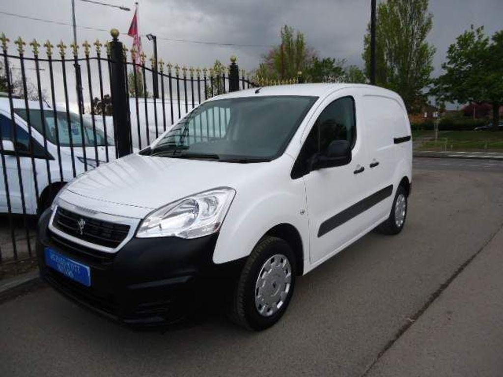 Peugeot Partner Panel Van 1.6 BlueHDi SE L1 5dr