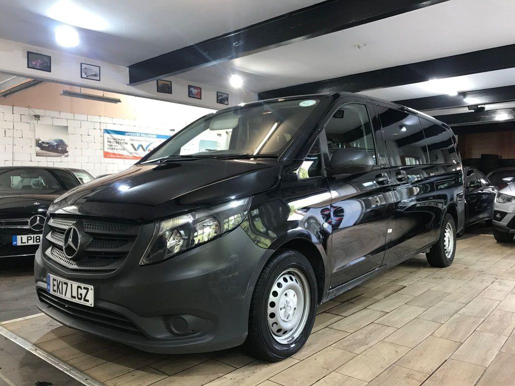 Mercedes-Benz Vito Minibus 2.1 114 CDi BlueTEC PRO Tourer G-Tronic+ RWD L3 EU6 (s/s) 5dr