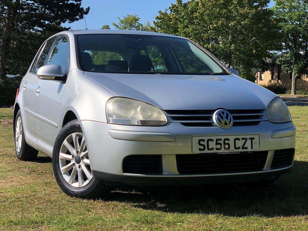 Volkswagen Golf Hatchback 1.6 FSI Match 5dr