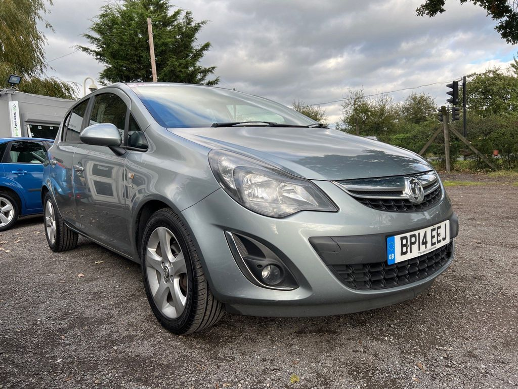 Vauxhall Corsa Hatchback 1.4 16V SXi 5dr (A/C)