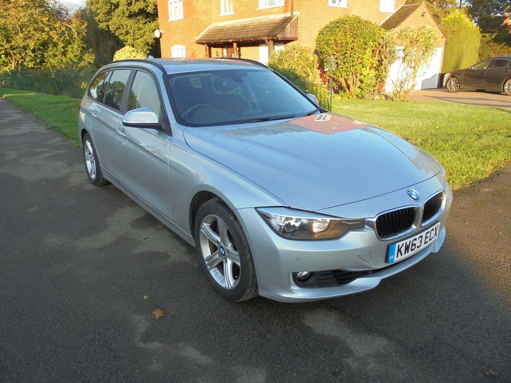 BMW 3 Series Estate 3.0 330d BluePerformance SE Touring Sport Auto (s/s) 5dr