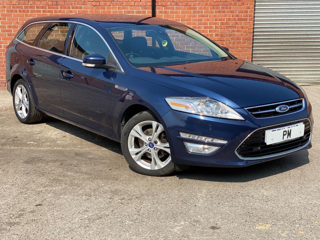 Ford Mondeo Estate 2.0 Titanium X 5dr