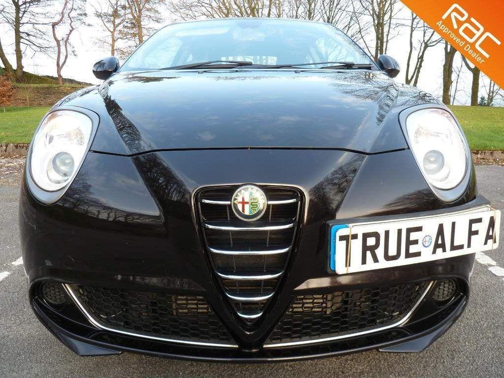 Alfa Romeo MiTo Hatchback 1.3 JTDM Turismo (s/s) 3dr