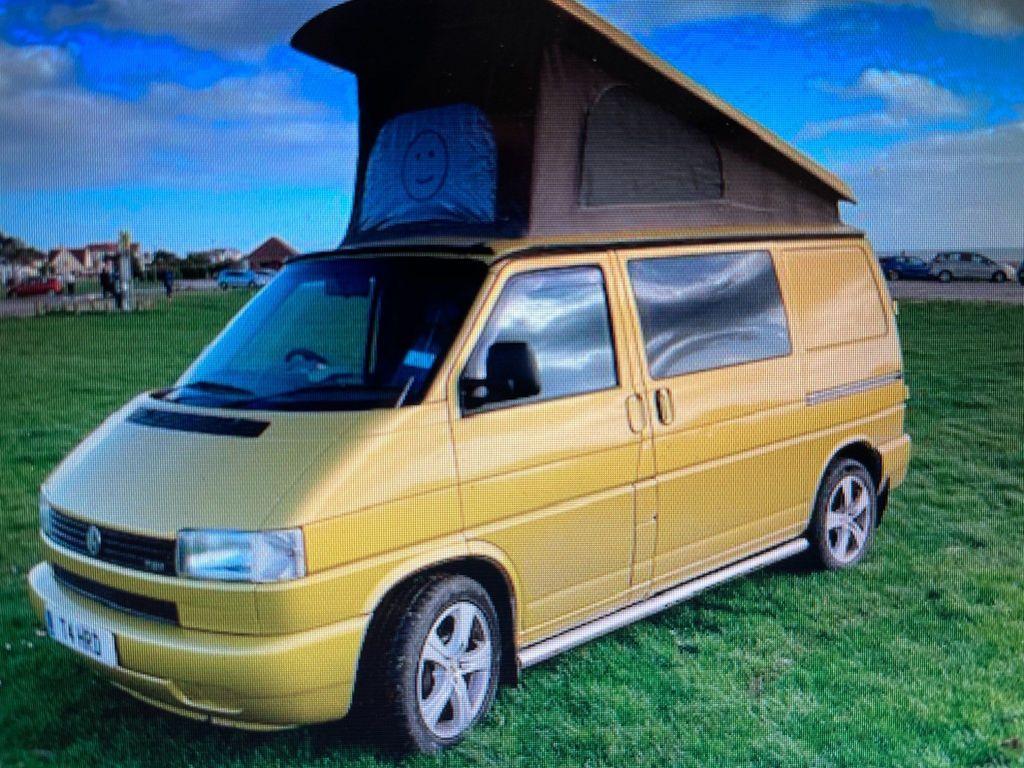 Volkswagen Campervan Window Van T4 Camper Van