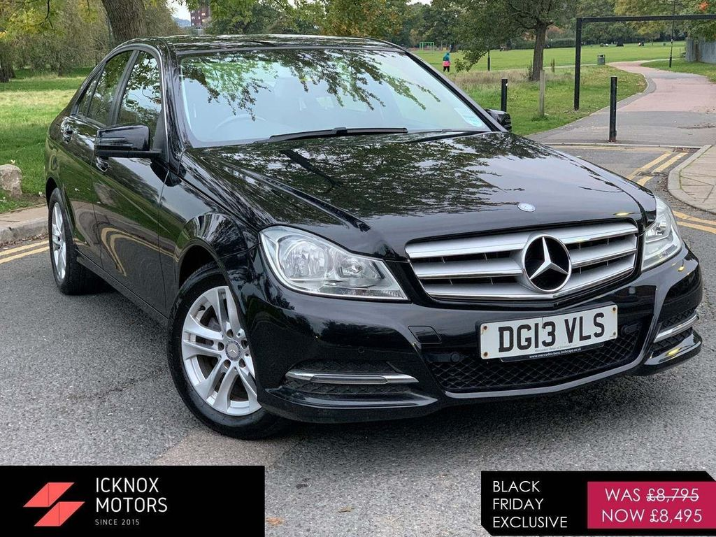 Mercedes-Benz C Class Saloon 1.6 C180 SE (Executive) 4dr